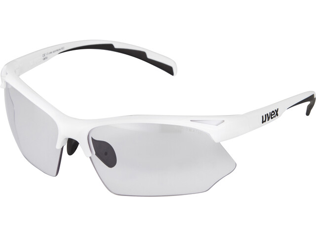UVEX Sportstyle 802 V Lunettes de sport, white